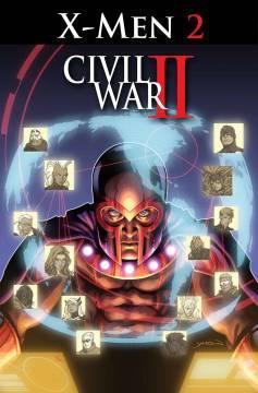 CIVIL WAR II X-MEN