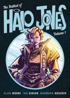 BALLAD OF HALO JONES TP 01 COLOR ED