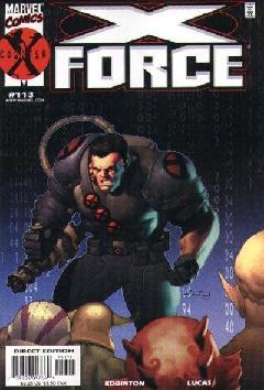 X-FORCE I (-1, 1-129)