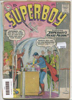 SUPERBOY I (1-258)