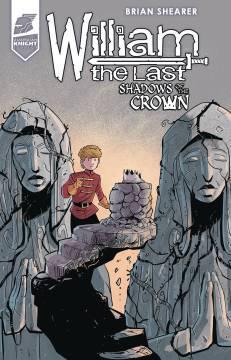 WILLIAM LAST SHADOWS OF CROWN