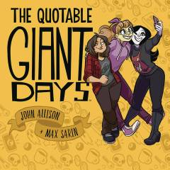QUOTABLE GIANT DAYS TP