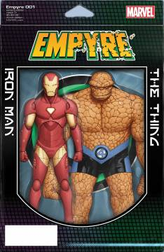 EMPYRE - #1 action figure-c fn