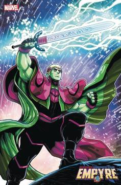 LORDS OF EMPYRE - #1 HULKLING Vecchio-c fn