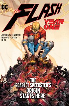 FLASH YEAR ONE TP