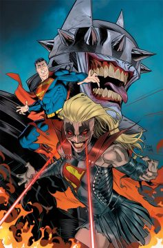 SUPERGIRL TP 03 INFECTIOUS