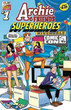 ARCHIE & FRIENDS SUPERHEROES