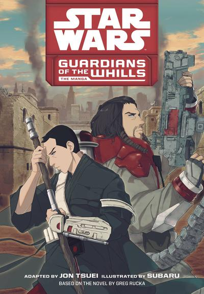 STAR WARS GUARDIANS OF WHILLS GN