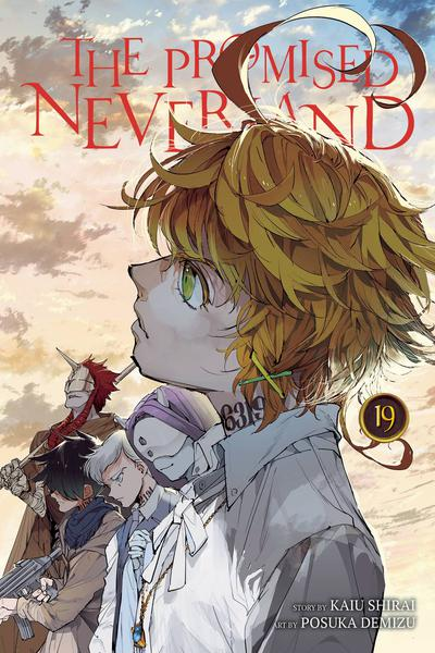 PROMISED NEVERLAND GN 19