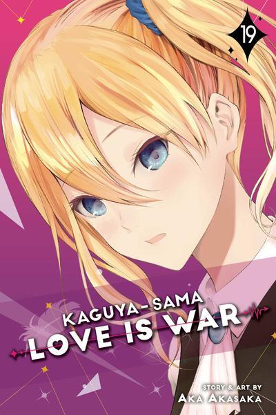 KAGUYA SAMA LOVE IS WAR GN 19