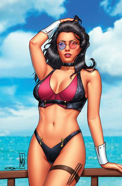 GFT PRESENTS SWIMSUIT ED 2021 ONE SHOT