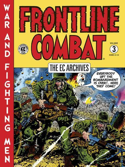 EC ARCHIVES FRONTLINE COMBAT HC 03