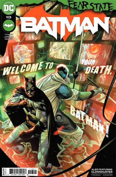 DF BATMAN #113 TYNION SGN