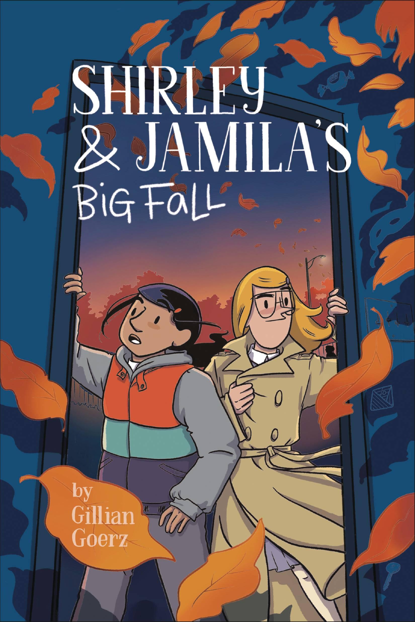 SHIRLEY & JAMILAS BIG FALL HC