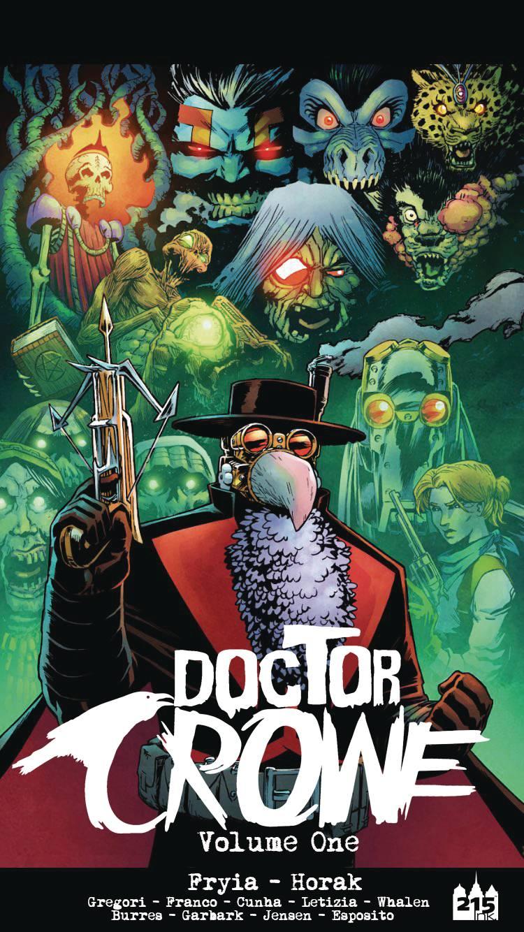 DOCTOR CROWE TP 01