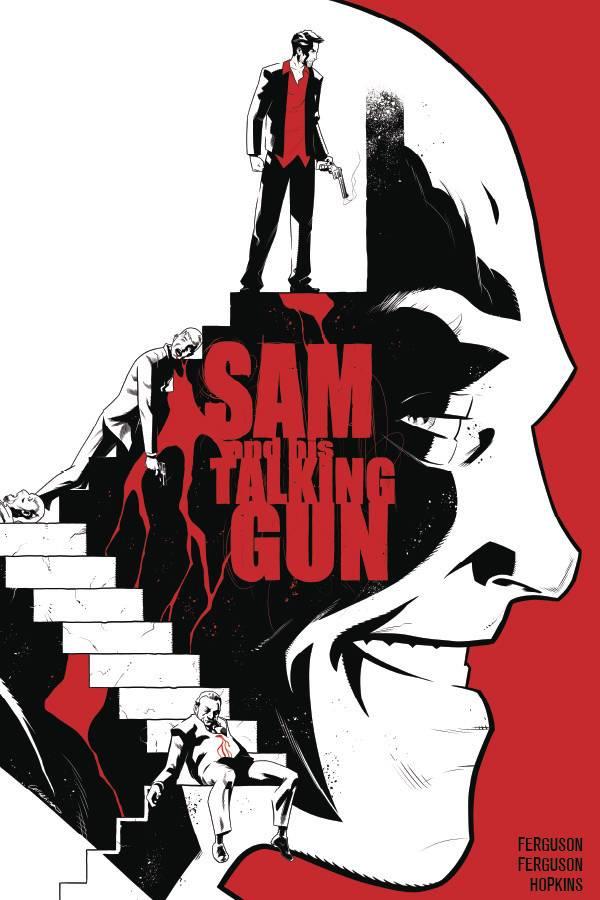 SAM & HIS TALKING GUN TP