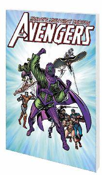 AVENGERS TP KANG TIME AND TIME AGAIN