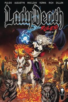 LADY DEATH RULES TP 01