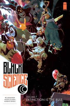BLACK SCIENCE TP 07 EXTINCTION IS THE RULE