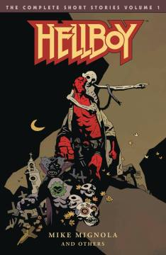 HELLBOY COMPLETE SHORT STORIES TP 01