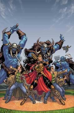 WAR OF REALMS UNCANNY X-MEN