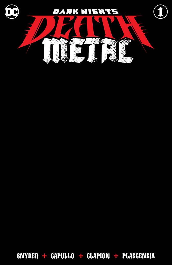 DARK NIGHTS DEATH METAL