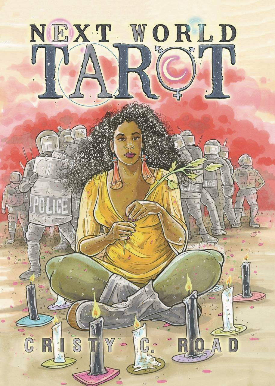NEXT WORLD TAROT ART COLLECTION HC