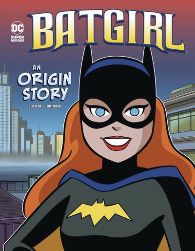 DC SUPER HEROES ORIGINS YR TP BATGIRL