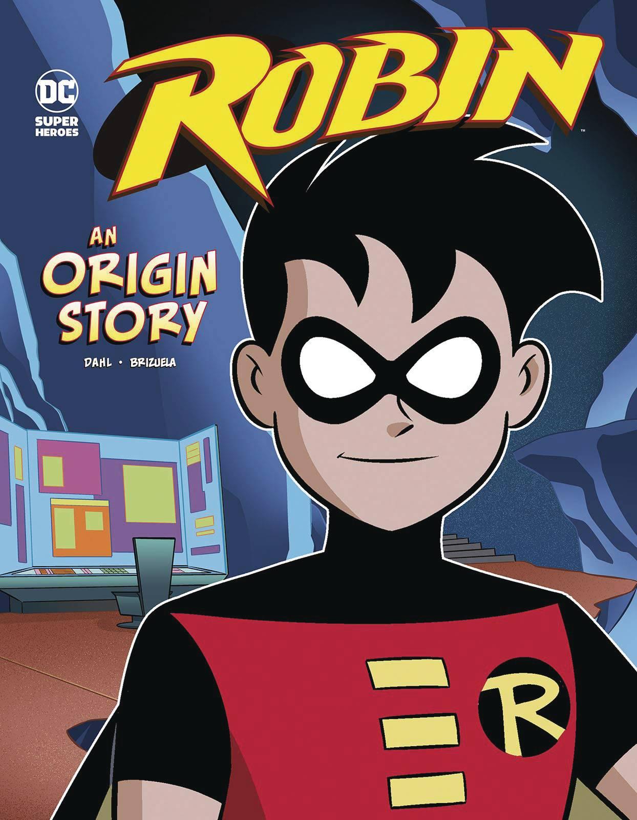DC SUPER HEROES ORIGINS YR TP ROBIN