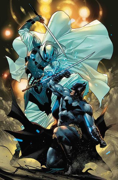 DF BATMAN #102 TYNION IV SGN