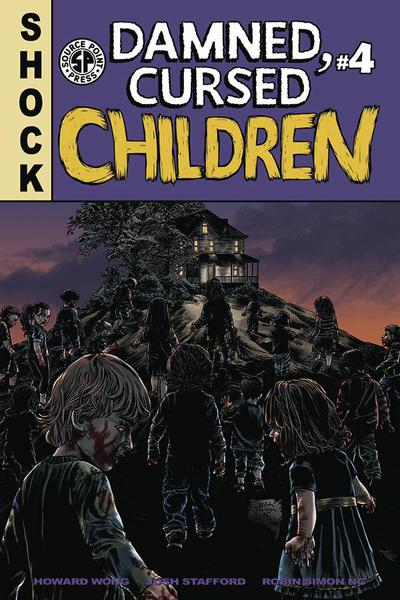 DAMNED CURSED CHILDREN
