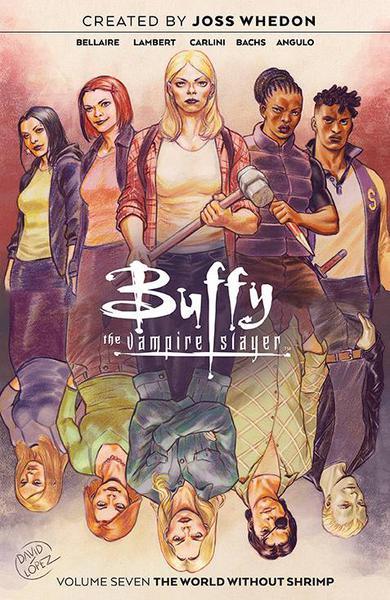 BUFFY THE VAMPIRE SLAYER TP 07