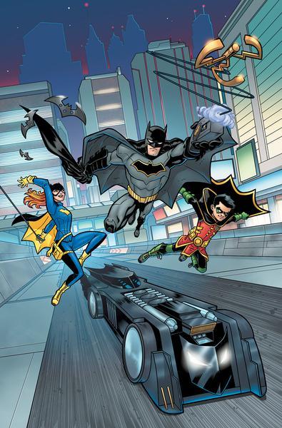 BATMAN KNIGHTWATCH BAT-TECH BATMAN DAY SPECIAL EDITION