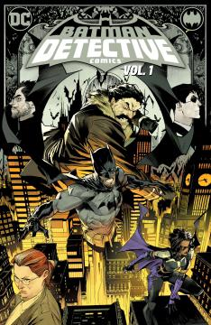 BATMAN DETECTIVE COMICS HC 01 THE NEIGHBORHOOD