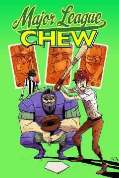 CHEW TP 05 MAJOR LEAGUE CHEW