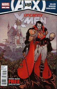 UNCANNY X-MEN II (1-20)