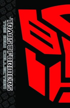 TRANSFORMERS IDW COLLECTION HC 08