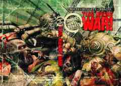 ZOMBIES VS ROBOTS THIS MEANS WAR LTD HC PROSE