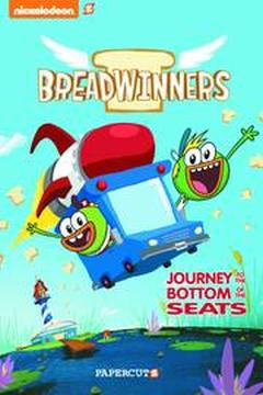 BREADWINNERS JOURNEY TO THE BOTTOM OF THE SEATS HC 01