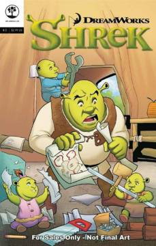 DREAMWORKS SHREK