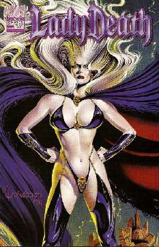 LADY DEATH TRIBULATION