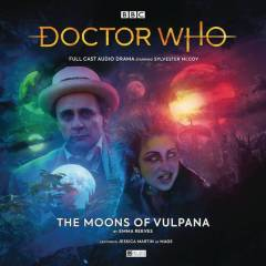 DOCTOR WHO 7TH DOCTOR MOONS OF VULPANA AUDIO CD