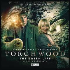 TORCHWOOD GREEN LIFE AUDIO CD