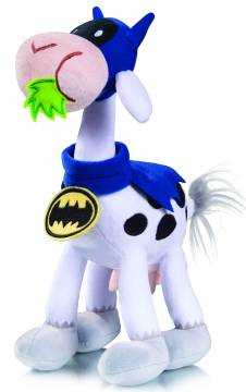 DC SUPER PETS BAT COW PLUSH FIGURE