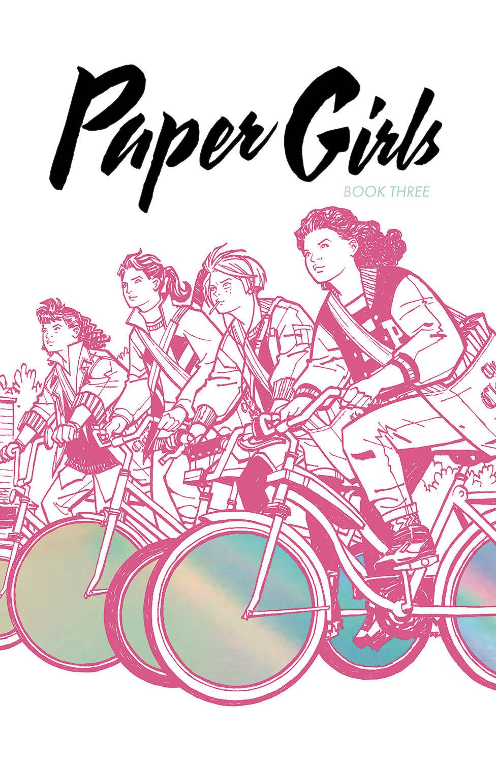 PAPER GIRLS DLX ED HC 03