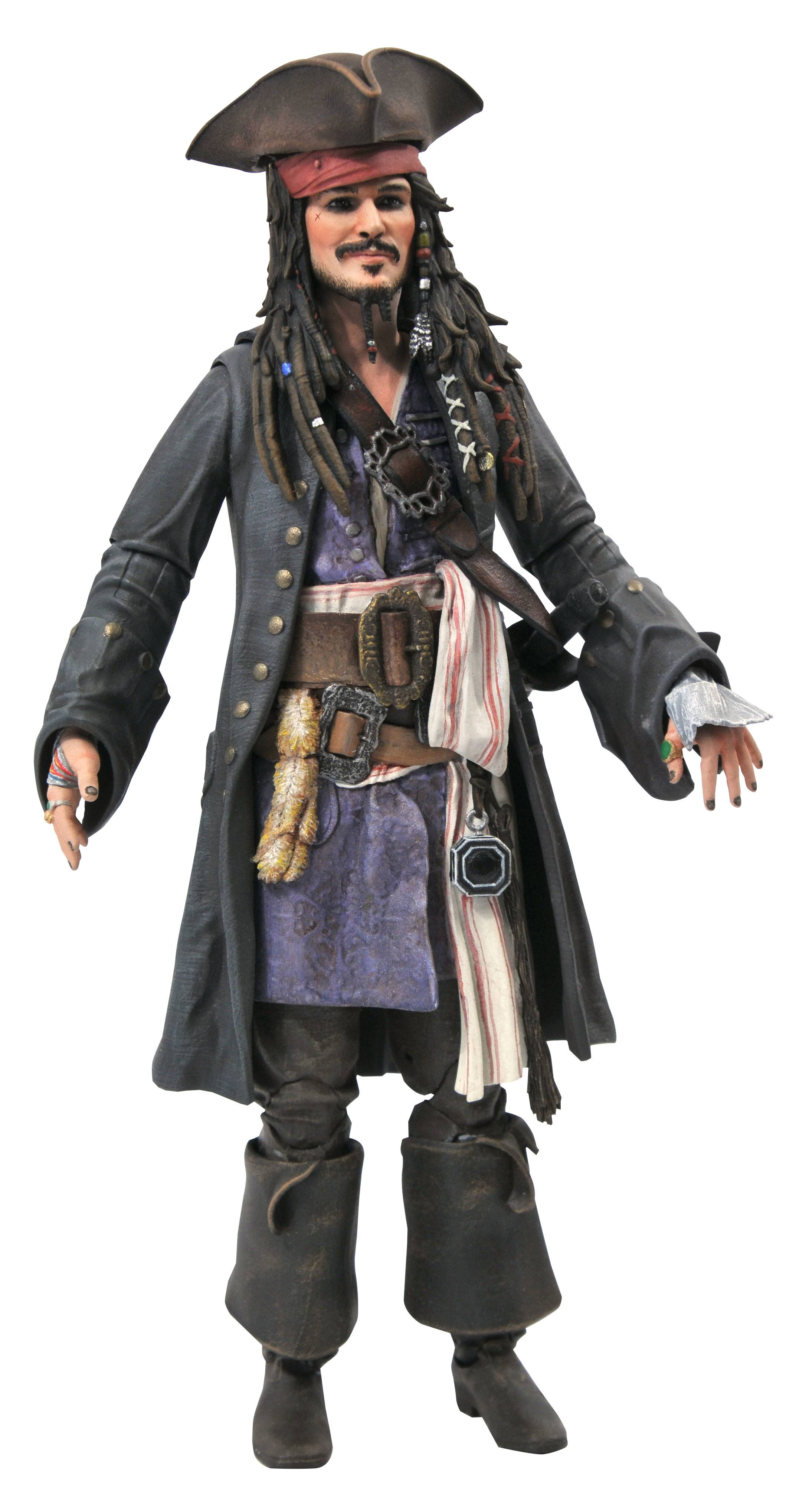 PIRATES OF THE CARIBBEAN JACK SPARROW FIGURE