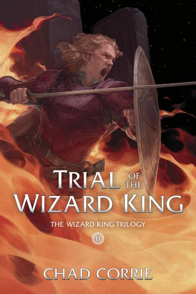 TRAIL OF THE WIZARD KING TP BOOK TWO