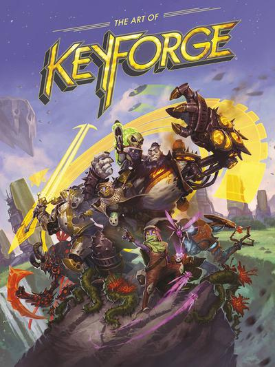 ART OF KEYFORGE HC