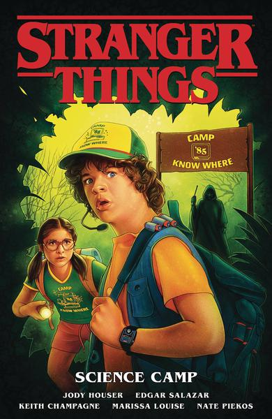STRANGER THINGS TP 04 SCIENCE CAMP