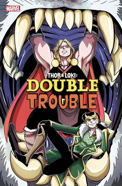 THOR AND LOKI DOUBLE TROUBLE